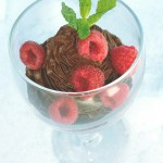 I Heart; Mexican Chocolate Avocado Mousse